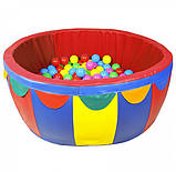 Сухой бассейн для дома, цвета в ассортименте, фото 3