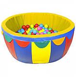 Сухой бассейн для дома, цвета в ассортименте, фото 2