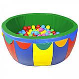 Сухой бассейн для дома, цвета в ассортименте, фото 4