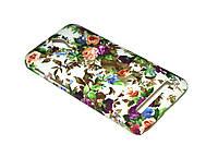 Пластиковый чехол для Asus Zenfone C ZC451CG цветы
