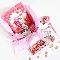 Подарочный набор сладостей Rose