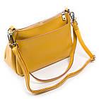 Жіноча сумка шкіряна ALEX RAI різні кольори, фото 5