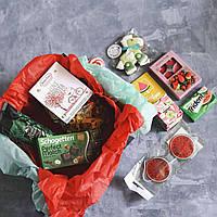 Подарочный набор сладостей Green