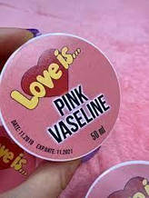 "Бальзам для губ  с запахом жевачки ""LOVE IS..."", 50мл"