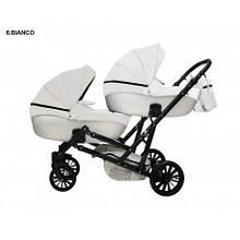 Дитяча коляска для двійні MIKRUS GEMELLO 06