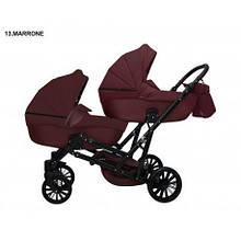 Детская коляска для двойни MIKRUS GEMELLO 13