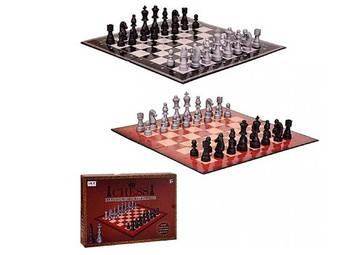 Шахи, картонна дошка 36х36см,у кор-ці 37х6х26,5см №99300/99301(36)