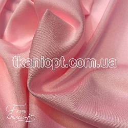 Ткань Бифлекс блестящий (светло-розовый)