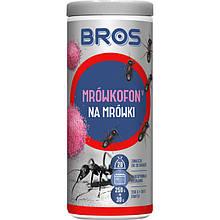 Гранулы от муравьев, средство для уничтожения гнезд муравьев (250 г + 30 г) Mrówkofon, Bros
