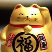 Щасливий кіт - Манэки Неко