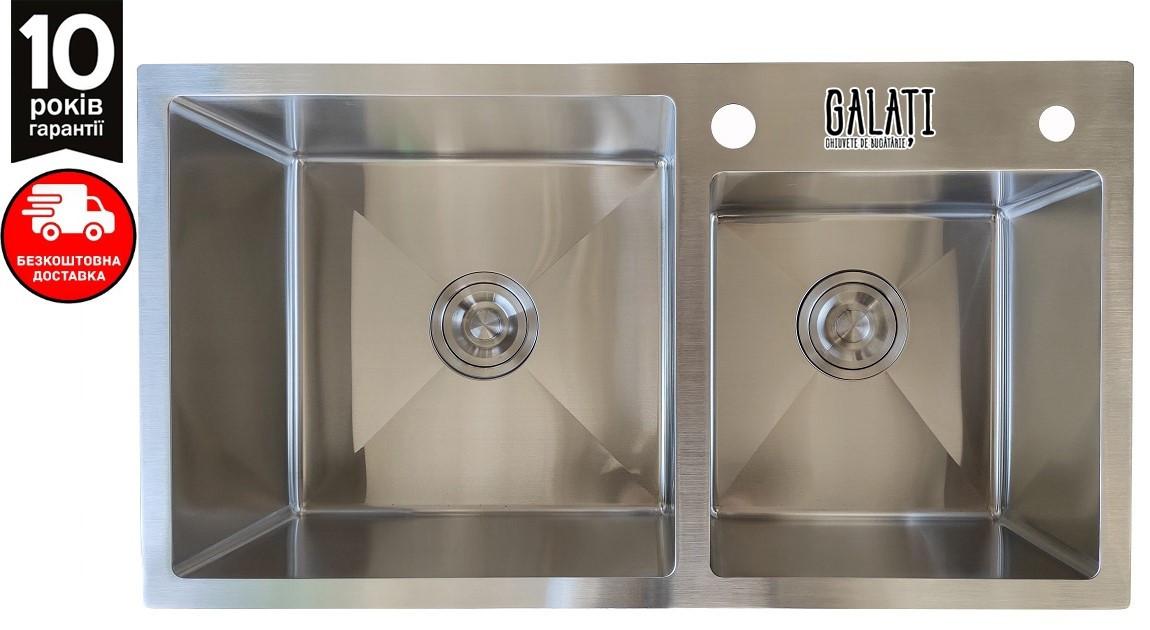 Кухонна мийка Galati Arta U-700D