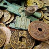 Монети Фен Шуй
