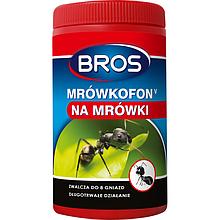 Гранулы от муравьев, средство для уничтожения гнезд муравьев (60 г + 12 г) Mrówkofon, Bros