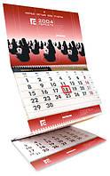 Изготовление календарей карманных, настольных, перекидных