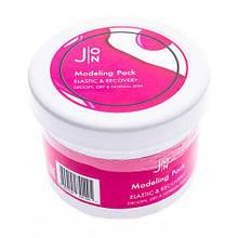 Альгинатная маска для эластичности и восстановления кожи лица J:ON Modeling Pack Elastic & Recovery
