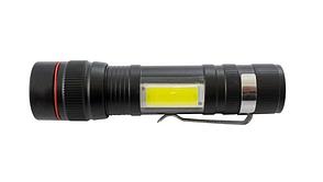 Світлодіодний ліхтарик Torch 520-T6 Чорний