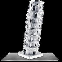 Металлический 3D конструктор Пизанская башня, Fascinations, MMS046