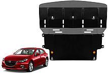 Захист двигуна Mazda 3 2013-2019