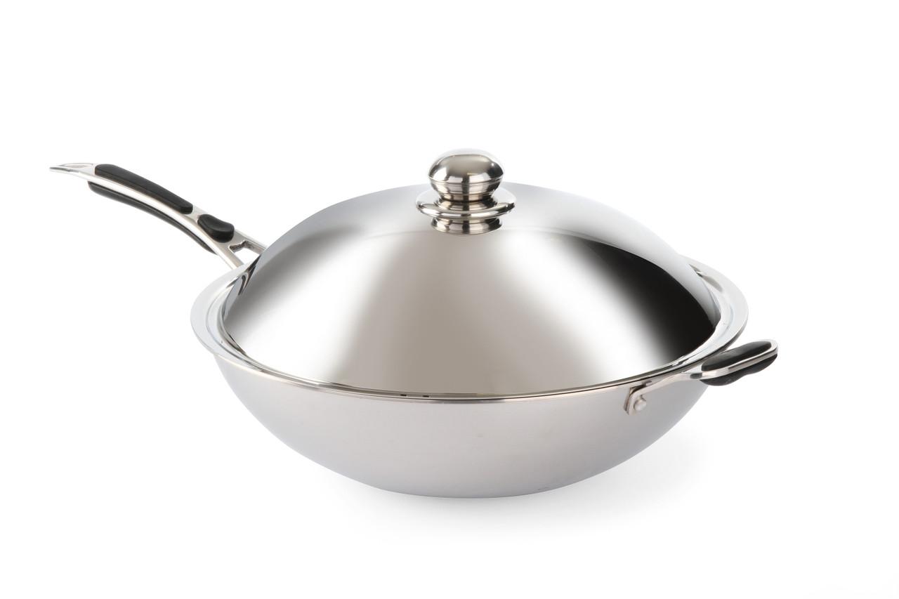 Индукционная Wok-сковорода 239773 Hendi (Нидерланды)