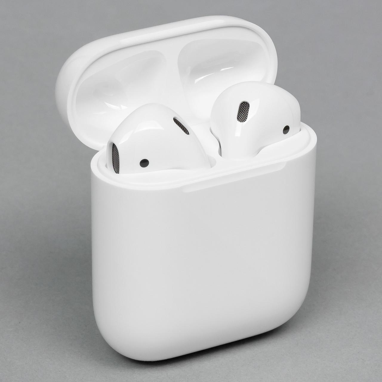 Бездротові сенсорні навушники AirPods 2 Apple AirPods 2 Копія
