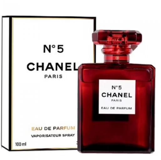 Жіноча туалетна вода Chanel №5 Red Edition Chanel, 100 мл