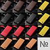 """Чехол книжка из натуральной кожи магнитный противоударный для Samsung M20 M205F """"BOTTEGA"""", фото 4"""