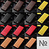 """Чохол книжка з натуральної шкіри магнітний протиударний для Samsung M20 M205F """"BOTTEGA"""", фото 4"""