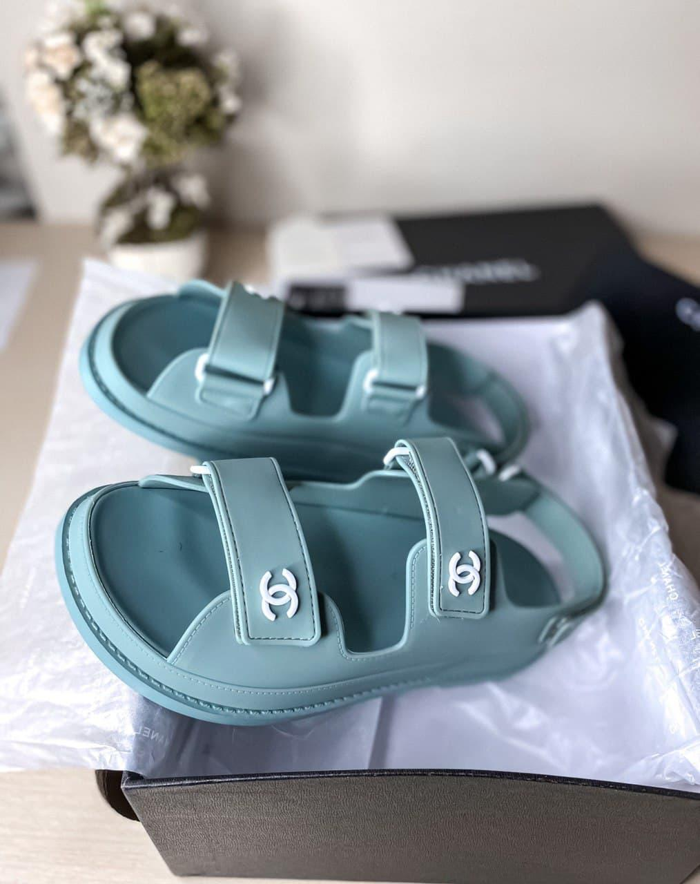"Женские сандалиии Chanel ""Dad"" sandals"