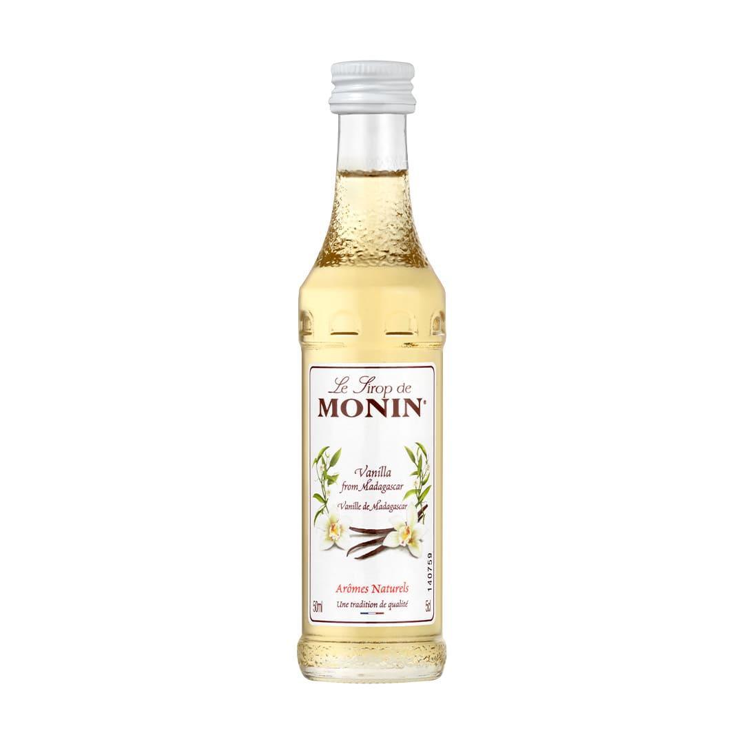 Сироп MONIN Ваниль 50 мл