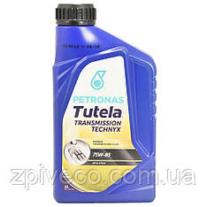 Масло трансмиссионное TUTELA transmission technix 75w-85 1L (14741619)