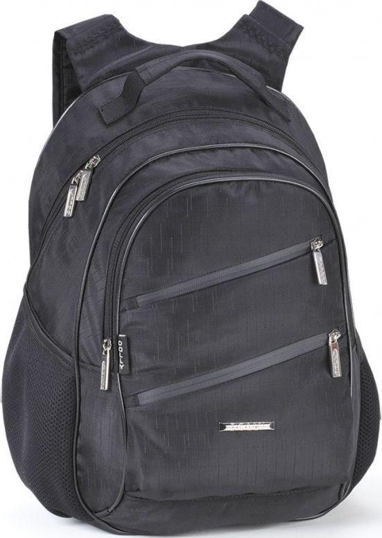 4acf6b076d6f Удобный школьный рюкзак для мальчика Dolly 580 черный — только ...