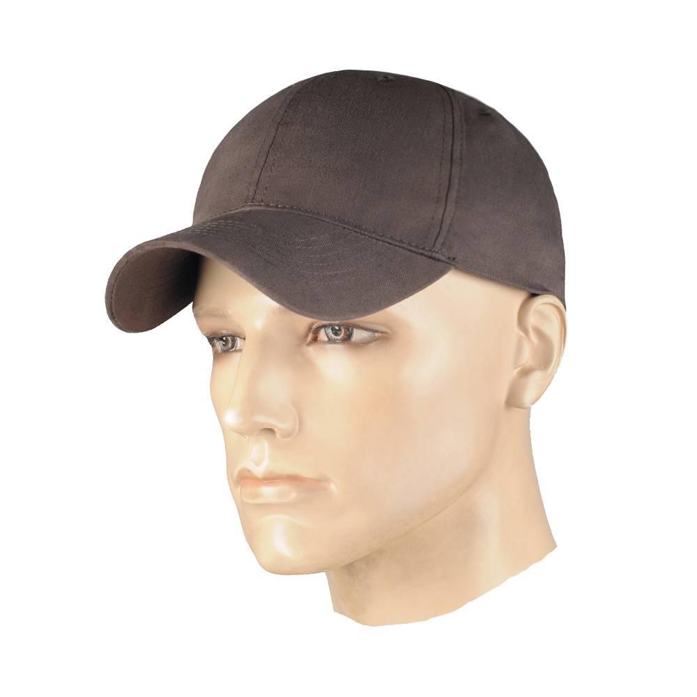 M-Tac кепка мужская (темно-серая)