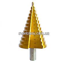 Сверло ступенчатое 4-52 мм