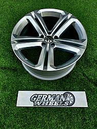 Оригинальные диски R19 VW Tiguan R- line Mallory