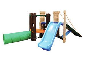 Игровой комплекс с горкой Прятки и приключения Little Tikes Seek & Explore Climber  402K00060