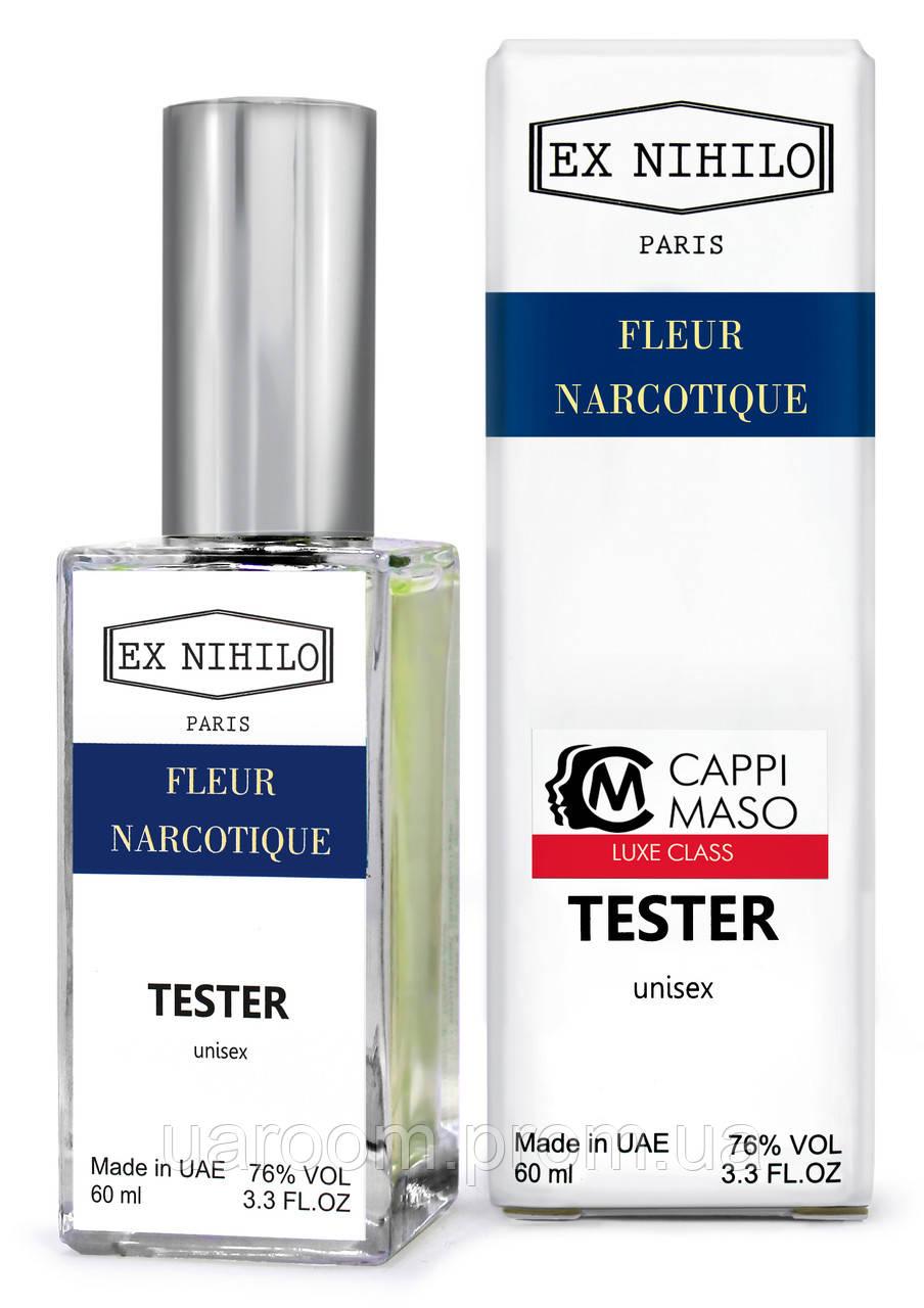 Тестер DUTYFREE унісекс Ex Nihilo Fleur narcotique, 60 мл