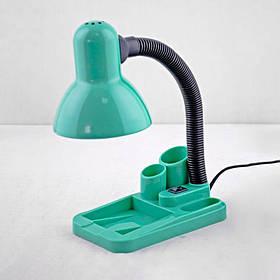 Настольная  лампа «Пенал» зеленая ST-812065 C GN зеленая