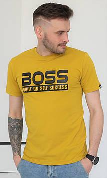Mодные футболки мужские