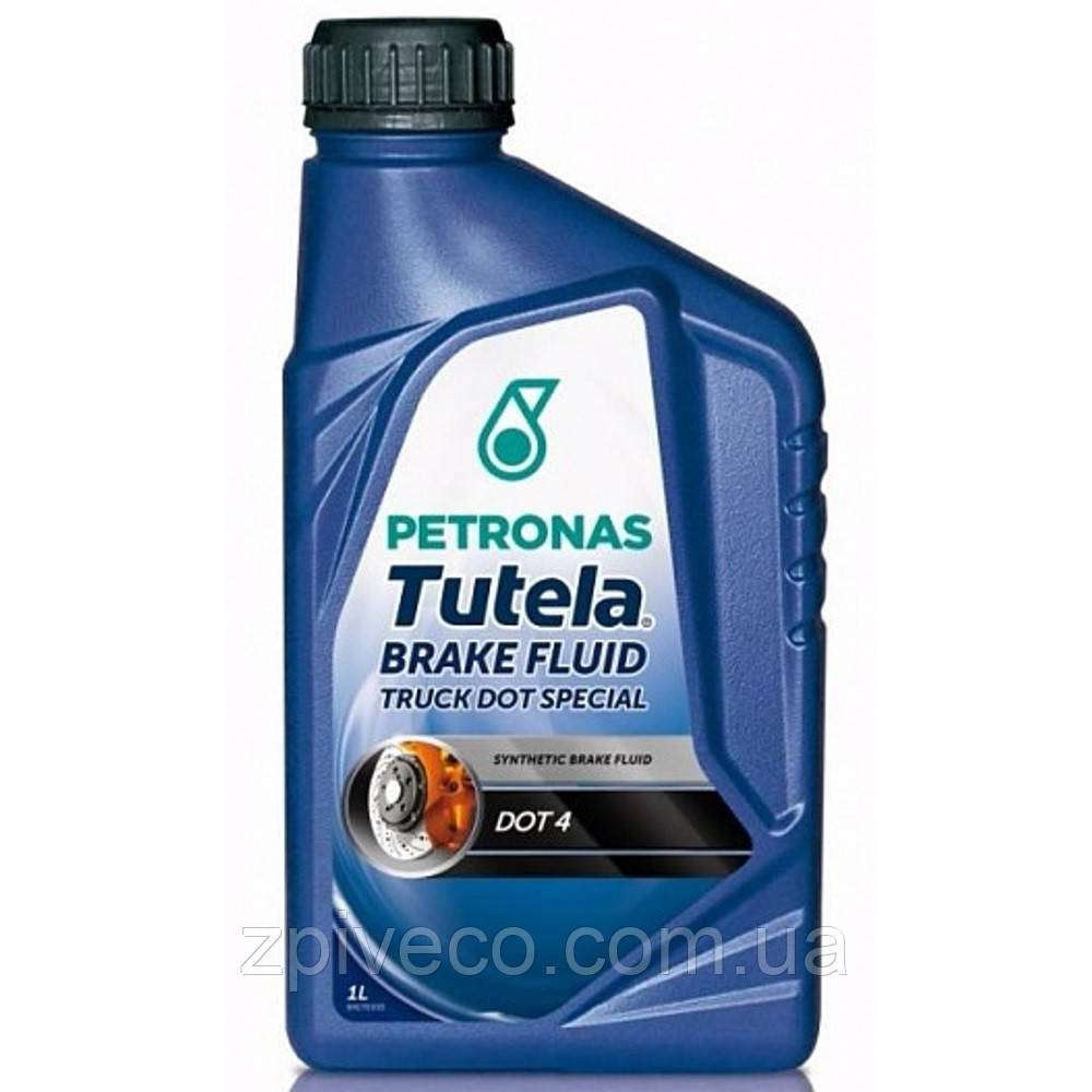 Тормозная жидкость TUTELA Brake Fluid Truck Dot Special 1L (15981716)