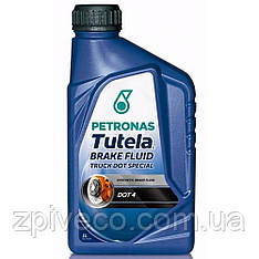Тормозная жидкость TUTELA Brake Fluid Truck Dot Special 1L (15981716)