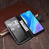"""Чехол книжка с визитницей кожаный противоударный для Samsung J6 (2018) J600 """"BENTYAGA"""", фото 4"""