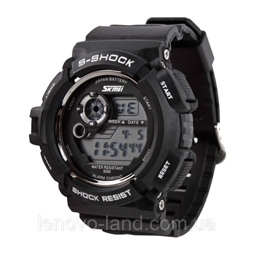Skmei 0939, мужские спортивные часы, цифровые, будильник, секундомер,  водонепроницаемые - Интернет c7739b98442