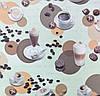 "Декоративний картон 25х35 см_Folia ""Cappuccino"""