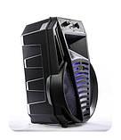 Акустическая аккумуляторная колонка 12 дюймов (USB/FM/BT/LED) KOLAV-120F, фото 2