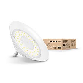 Светильник LED VIDEX 50W 5000K 7500Lm IP65 высотный HIGH BAY VL-HBe-505W (светодиодный)