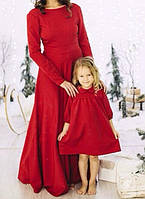 Платье детское с Воротником