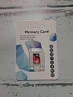 Карта памяти Micro SD 16 GB Class 10 для телефонов и фотоаппаратов