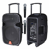 Акустична система Clarity MAX12MBAW (колонка з мікрофонами)