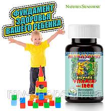 Витазаврики NSP. Натуральный витамин для детей