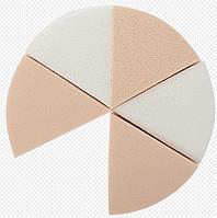 Косметические спонжики (6 шт.) С02421 /57-0